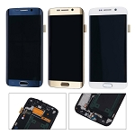 New Galaxy S6 Edge ( Multi Color Selection ) LCD Touch Screen Replacement Assembly Digitizer - Phone Repair Service Option # 1